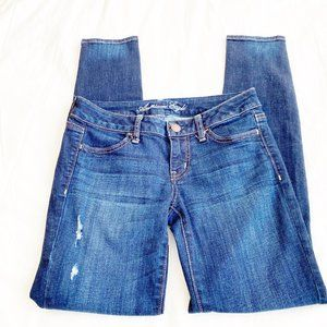American Eagle Distressed Jeggings (4)